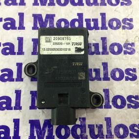 Módulo Controle Tração Gm 20908751 225220-101 17590801 Trw