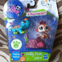 Littlest Pet Shop Sparkle 2346 Y 2347 Iguana Y Monita