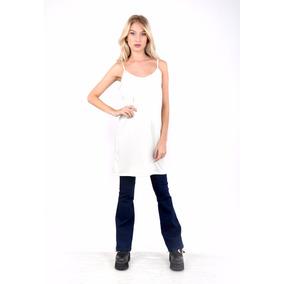 Remeron-vestido Viscosa En 4 Talles Ideal Para Calzas Axioma