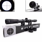 Mira Telescopica 4x20 Carabina O Rifle