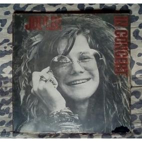 Lp: Janis Joplin In Concert, 1972
