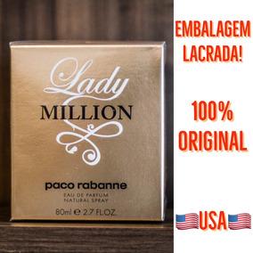 Perfume Paco Rabanne Lady Million - Feminino - 80ml