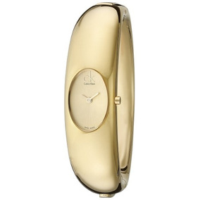 Reloj Calvin Klein Wck929 Dorado