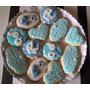 Galletitas Decoradas Cookies Baby Shower Nacimientos 1er Año