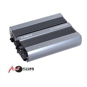 Módulo Amplificador Digital Power Systems A3500 D 1 Canal