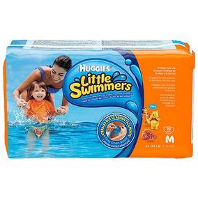 Fralda Descartável Huggies Little Swimmers Piscina M 11 Und