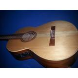 Guitarra Electroacustica Erasmo Falcon Clasica Eq 4 Bandas