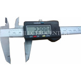 Calibre Digital Metalico 0-150 Mm Visor Numeros Grandes