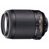 Lente Nikon Objetivo Nikkor Af-s 55-200 Mm F/ F4-5.6 G Vr
