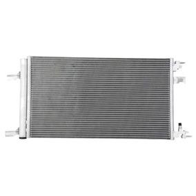 Condensador Aire Acondicionado Chevrolet Cruze Original