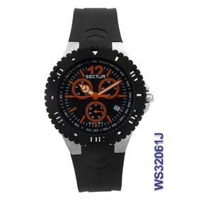 Relógio Sector Ws32061j Preto