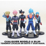Muneco Figuras De Goku Vegeta Dragon Ball Z 100% Original