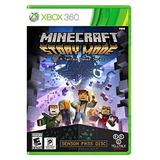 Minecraft: Story Mode - Temporada Disc - Xbox 360
