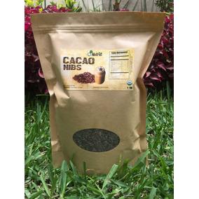 Cacao Nibs Organicos 1kg