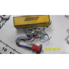 Chave Interruptor Luz Alerta