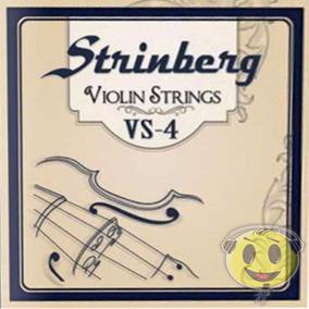Encordoamento Violino Strinberg Vs4 - Loja Kadu Som