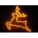 Figuras En Manguera Led Decoracion Navideña Reno