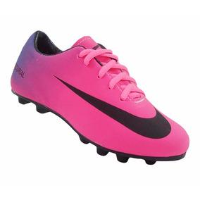 Chuteira Infantil Meninas Nike Mercurial Feminina