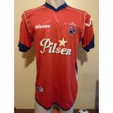 Camiseta Dim Colombia Independiente Medellín 2010 #7 Tréllez