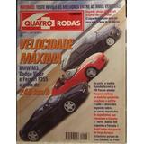 Revista Quatro Rodas 418 Mai/95 - Logus M3 Picape-corsa (a)