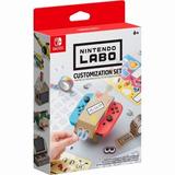 Nintendo Labo Set De Personalización Nintendo Switch A Meses