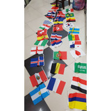 Banderas Del Mundial Banderines 2018