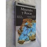Minerales Y Rocas. Guías Visuales Océano.