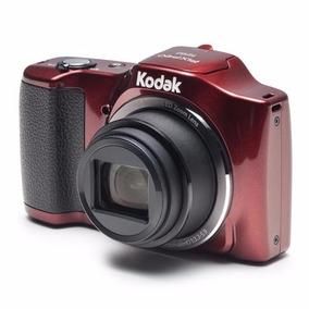 Camara Kodak Fz152 16.1 Oficial Mpx 15x Roja