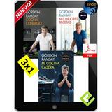 Gordon Ramsay Mi Cocina Casera + Conmigo + Mejores Recetas