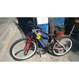 Bonita Bicicleta Armada Con Lo Mejor