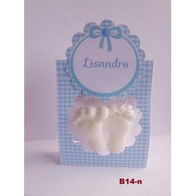 Souvenirs Baby Shower Original Jabon Perfumado Piecito