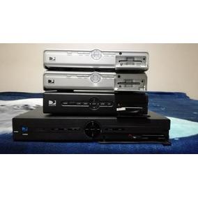 Decodificadores De Directv + Antena + Controles