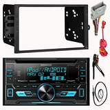 Kenwood Dpx302u Double 2 Din Cd Mp3 Car Stereo Receiver Bund