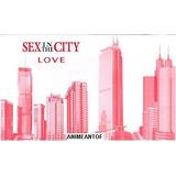 Perfume Set Sex In The City Love Estuche De 4 Piezas