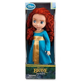 Disney Store Animators Brave 16 Pulgadas Exclusiva Unica!!!