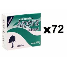 Sabonete De Aroeira 100 G C/ 72 Tropical