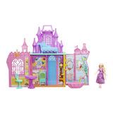 Castillo Muñecas Disney Girls Playhouse Muñeca Rapunzel