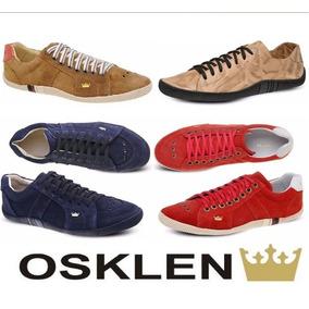 Tênis Sapatênis Osklen Original Riva Enluvado Masculino Elas