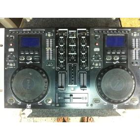 Mezclador Gemini Musica Cdm3600