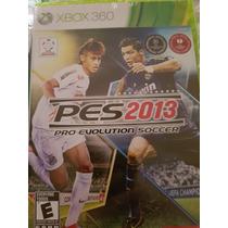 Pro Evolution Soccer 2013 Xbox 360 Nuevo Pes 2013 Pes2013