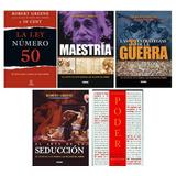 El Arte De La Seduccion Robert Greene 5 Libros Digitales Pdf