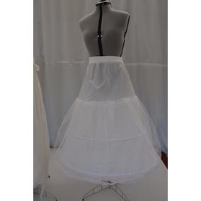Crinolina Flexible Para Vestido De Novia 3aros Envio Df