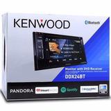 Pantalla Kenwood Ddx24bt Iphone Bt Spotify Tactil 7