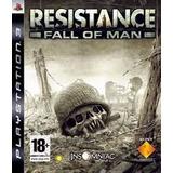 Resistance Fall Of Man Ps3 Usado Fisico