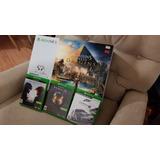 Remato Xbox One S 500gb Halo 5 Forza 7 Halo Master Chief Gar