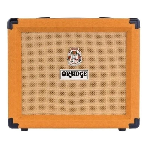 Amplificador Orange Crush 20 para guitarra de 20W color naranja 230V