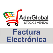 Mayorista Distribuidor Factura Electronica Stock Vent Rg3685