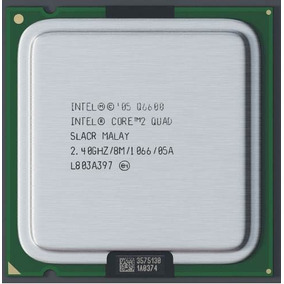 Intel Core 2 Quad Q6600 2.4ghz/8mb/1066mhz S/ 775 Centro