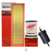 Kit Filtros Aceite Aire Combus Ford Ecosport 1.6 Rocam 03/12
