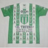 Camiseta Futbol Ascenso 2017 Club Atletico San Miguel